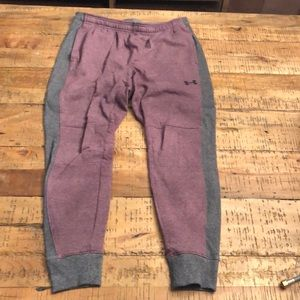 Fleece jogger fitted sweats